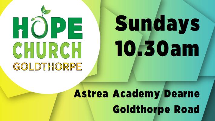 Hope Church Goldthorpe